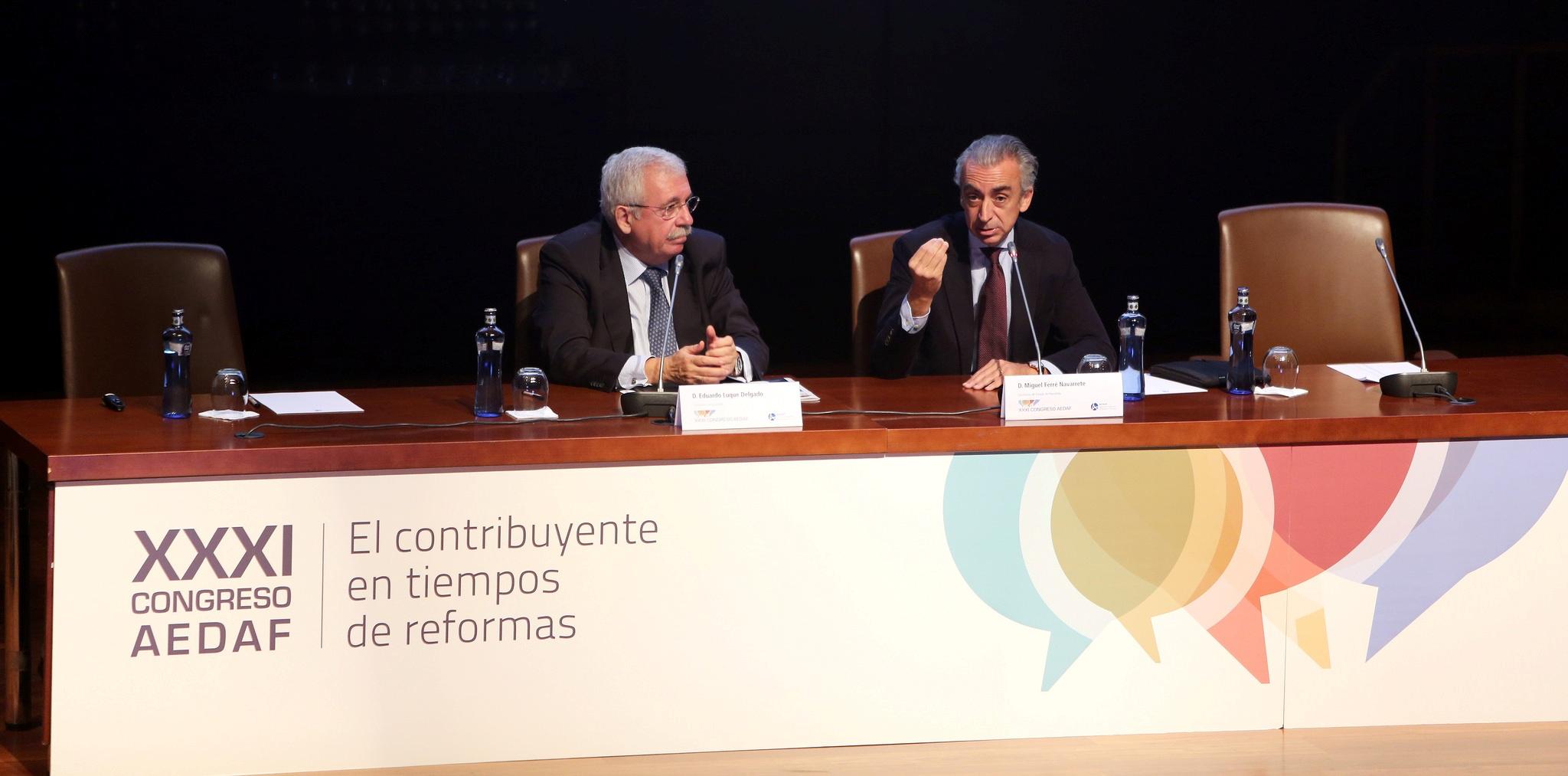 La AEDAF celebró su XXXI Congreso Nacional