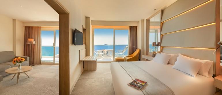Hotel Don Pancho nuevas suites comunicación