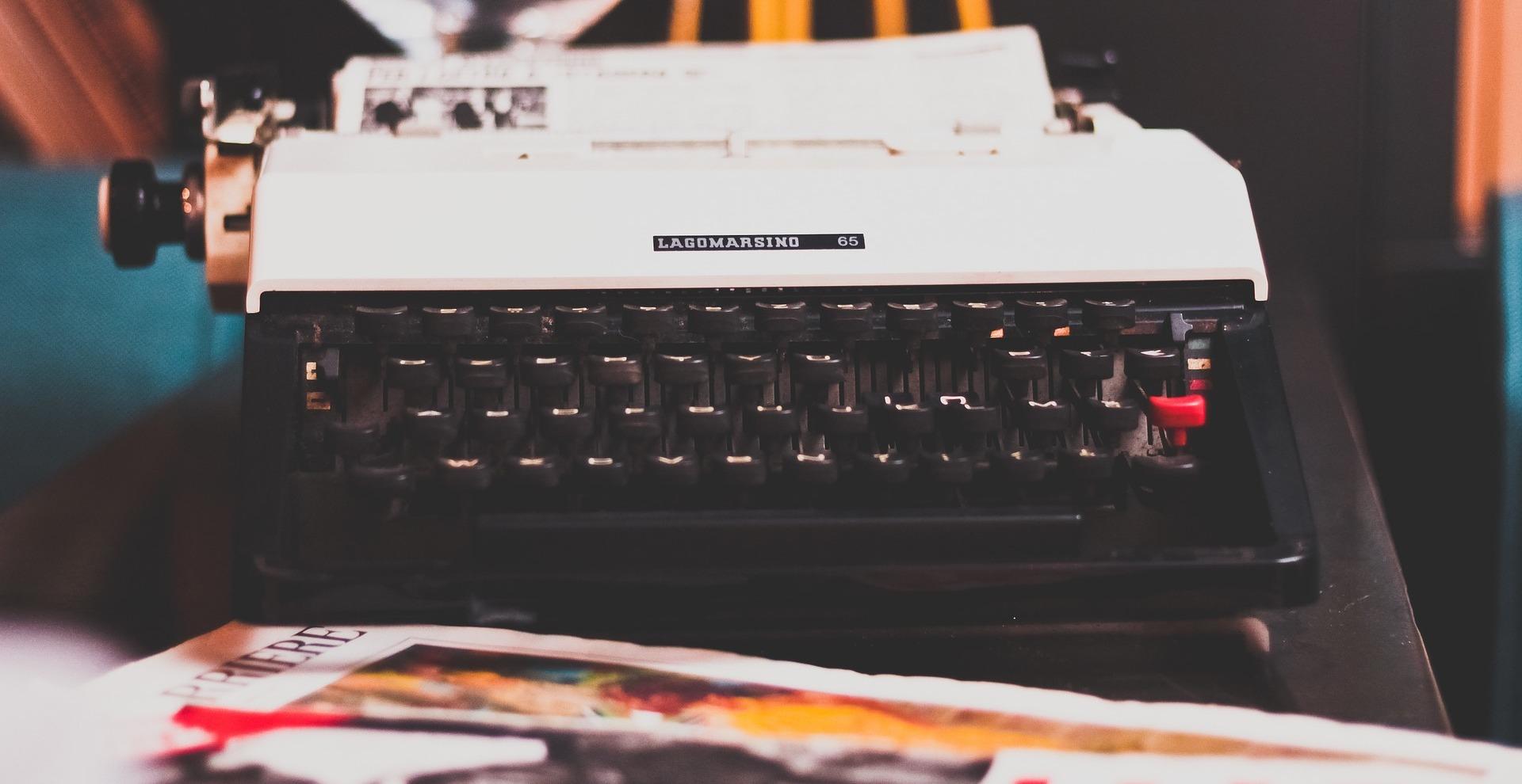 """Cinco consejos para escribir """"bien"""" una nota de prensa"""
