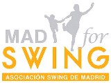 Logo Mad For Swing agencia comunicación